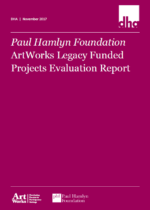 Artworks Legacy Funding Project Evaluation